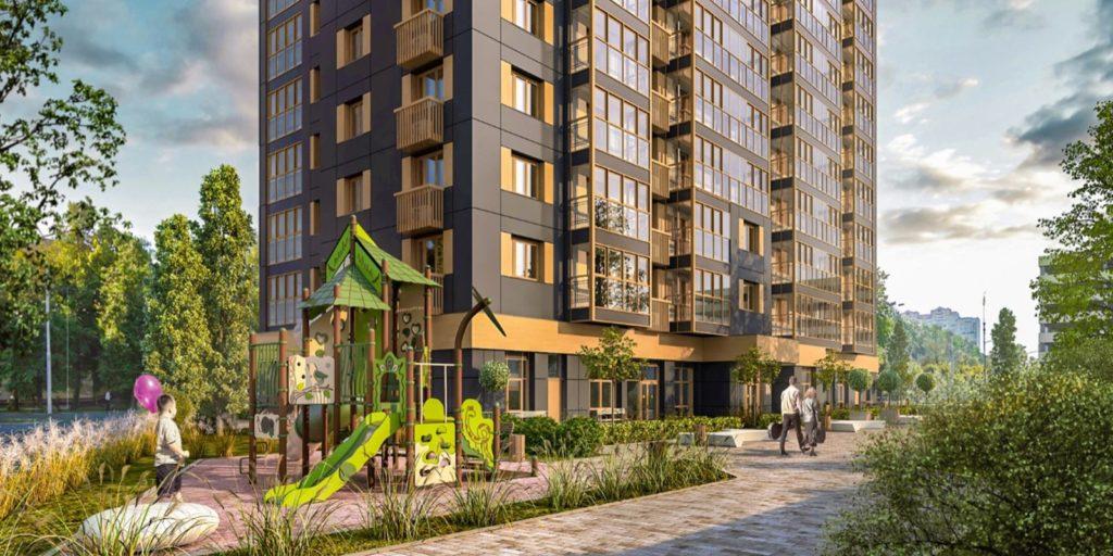 В Кунцеве по ул. Бобруйская вл. 15/1 в 2021 году введут в эксплуатацию дом по программе реновации