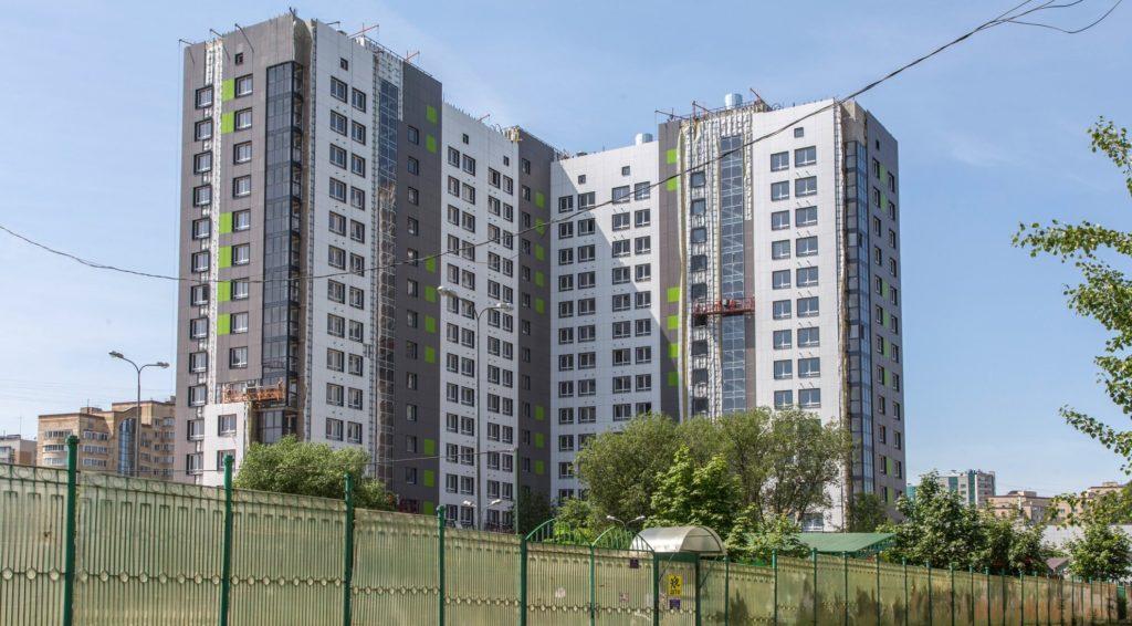 Три дома по программе реновации достроили в ЗелАО