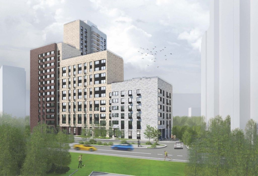 Согласован проект первого дома в Бескудниковском районе по адресу: Бескудниковский бульвар, владение 52