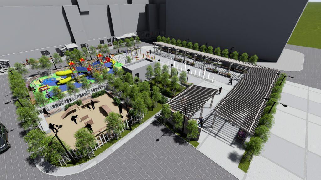 Объявлен международный конкурс на разработку архитектурного облика 19-го микрорайона