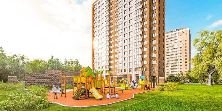Жилой дом по программе реновации ввели в эксплуатацию на Нарвской улице владение 5