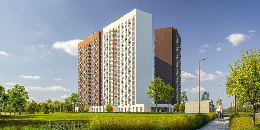 В следующем году в Люблине по адресу: Ставропольская улица, владение 23/1 построят дом по программе реновации