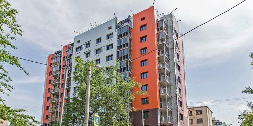 Более 50 семей в Даниловском районе получат новые квартиры