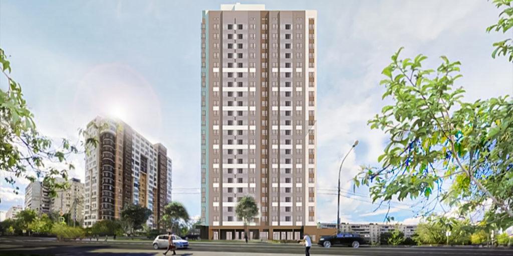 Дом по программе реновации на Олонецкой улице по адресу: Олонецкая ул. вл. 21в введут в эксплуатацию в 2022 году