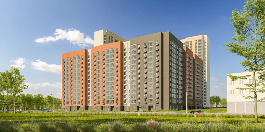 В Измайлове по адресу Сиреневый бульвар, владение 4/1 в 2022 году построят два жилых корпуса