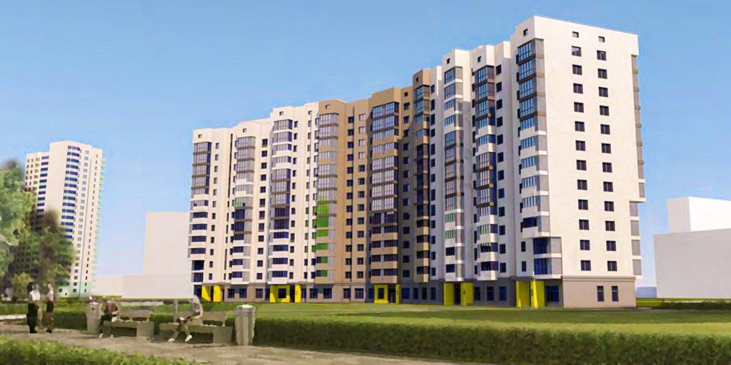 В следующем году в Черемушках построят дом на 252 квартиры по адресу: Севастопольский проспект, вл 28 к 9