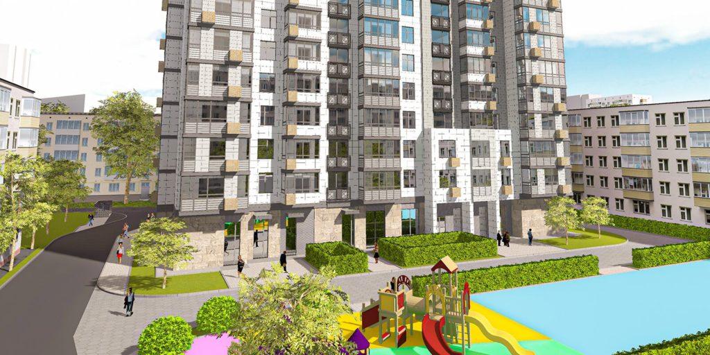 Дом на 140 квартир в Головинском районе по адресу: Пулковская ул, вл 3 введут в эксплуатацию в 2022 году