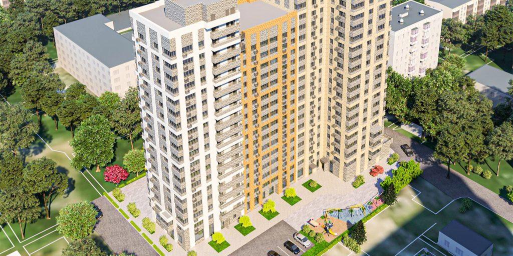 Строительство дома по программе реновации началось в Бутырском районе