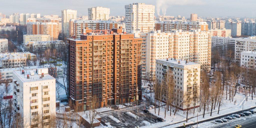 Первый миллион квадратных метров жилья по программе реновации построили в Москве