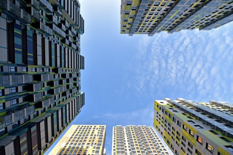 Почти 11 млн кв. метров недвижимости возведено в Москве в 2020 году