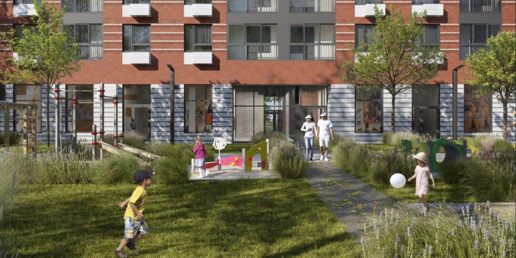 Дом в Бирюлеве Западном по адресу: Булатниковский проезд, дом 16б по программе реновации начнут заселять в ближайшие месяцы