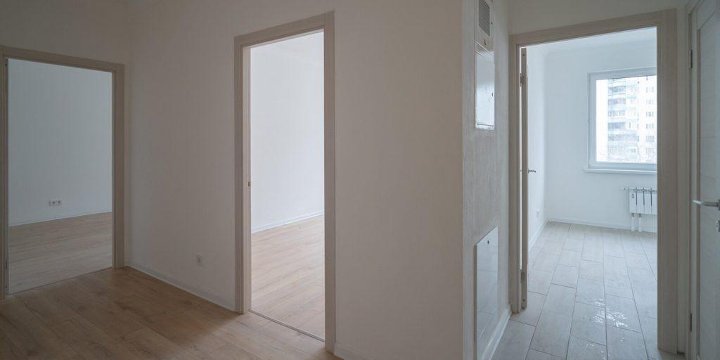 Завершается строительство жилого дома по адресу: улица Щорса, владение 15 по программе реновации в Солнцеве