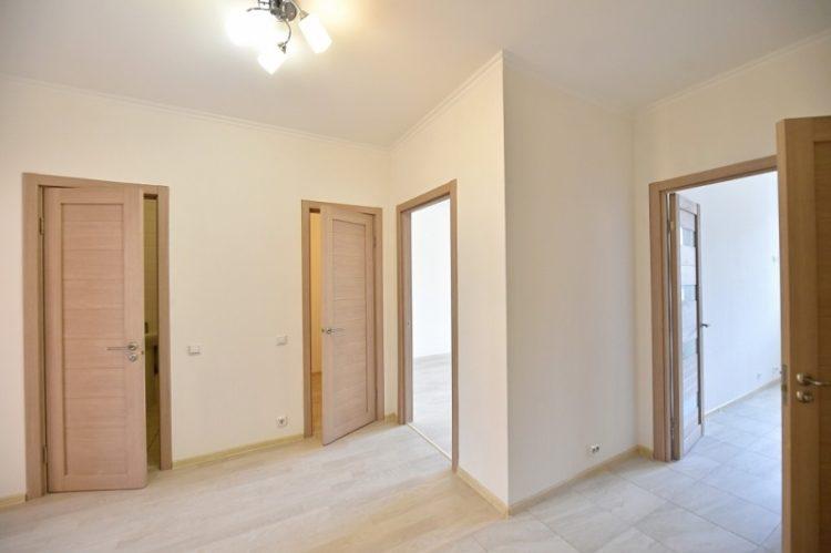 Дом на 182 квартиры построили по реновации на улице Юных Ленинцев вл.73 в районе Кузьминки