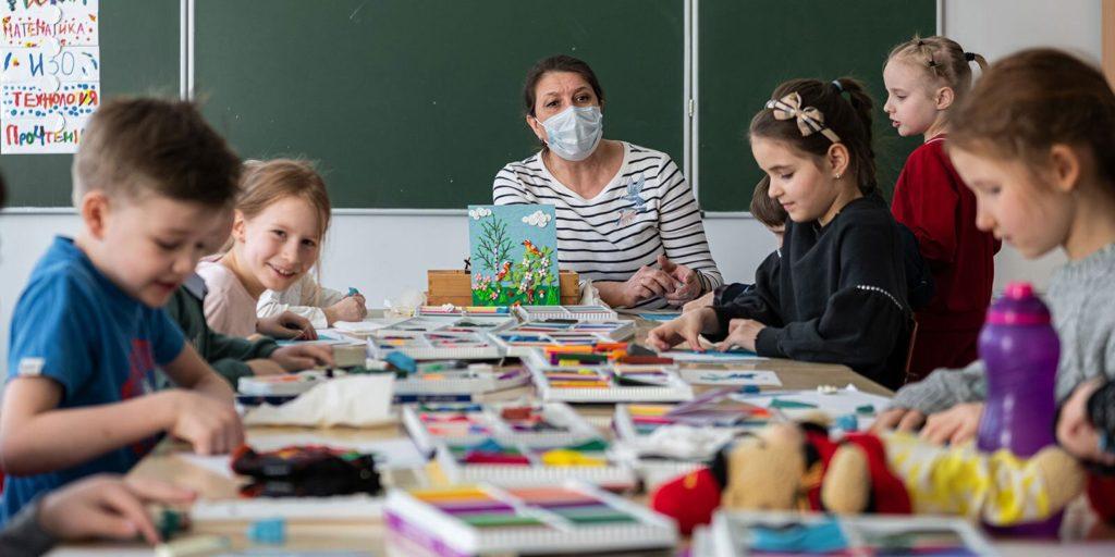 Как развивается проект «Искусство — детям»