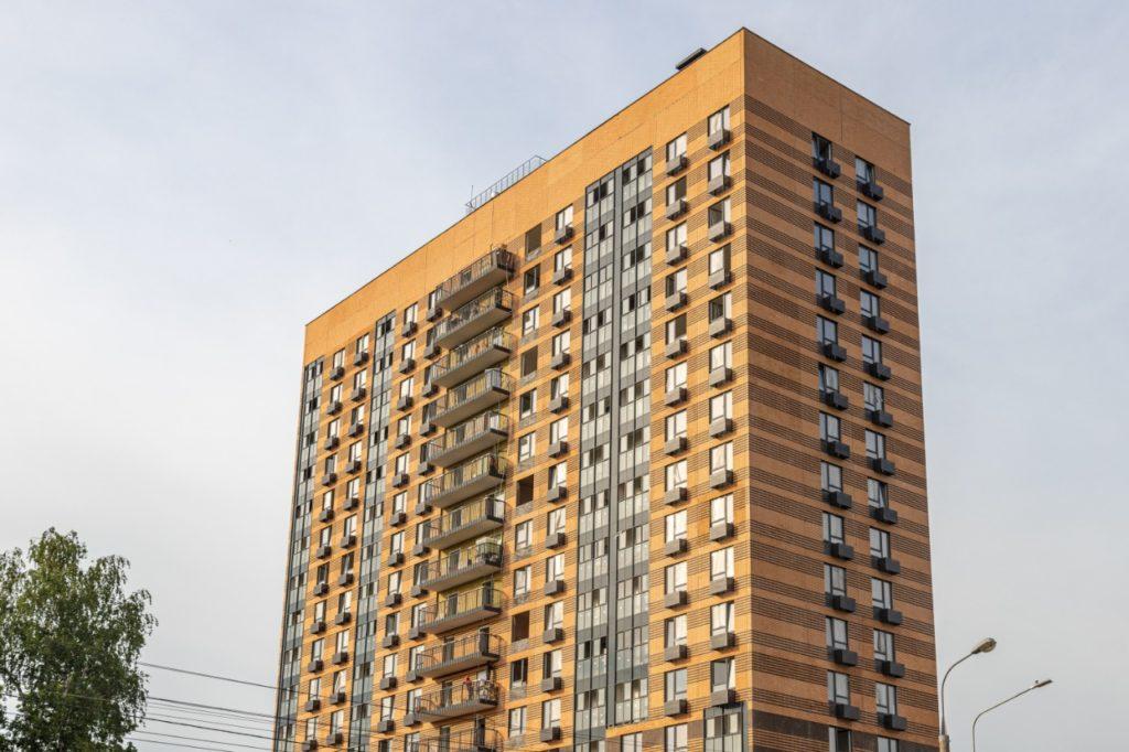 В Перово летом начнут заселять еще одну новостройку по реновации