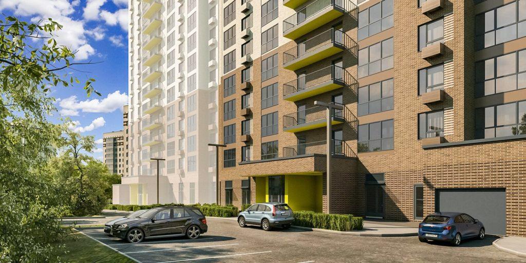 Дом на 114 квартир построят по программе реновации в Зюзине по адресу: улица Керченская, вл 26к1