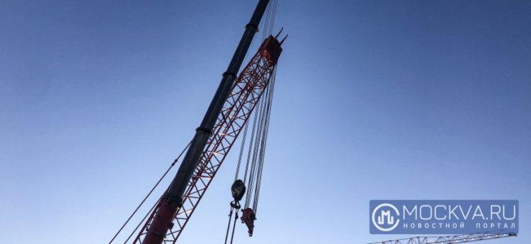 В Москве проведут эксперимент по строительству домов по программе реновации