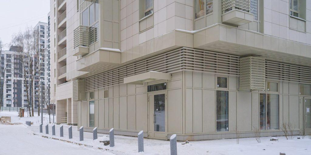 Программа реновации в Северном Бутове строят жилой дом на 230 квартир по адресу: Феодосийская ул, вл 7, д 1