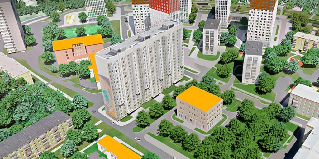 Четыре дома в Москворечье-Сабурове реконструируют по программе реновации