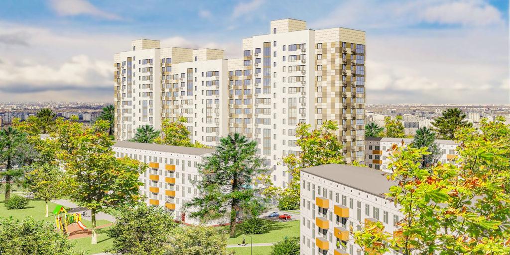 Программа реновации: в Царицыне по адресу: Ереванская улица, владение 6 построили дом на 239 квартир