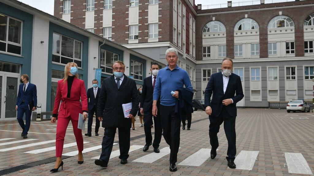 Власти Москвы ищут подрядчика реновации на 135 миллиардов рублей
