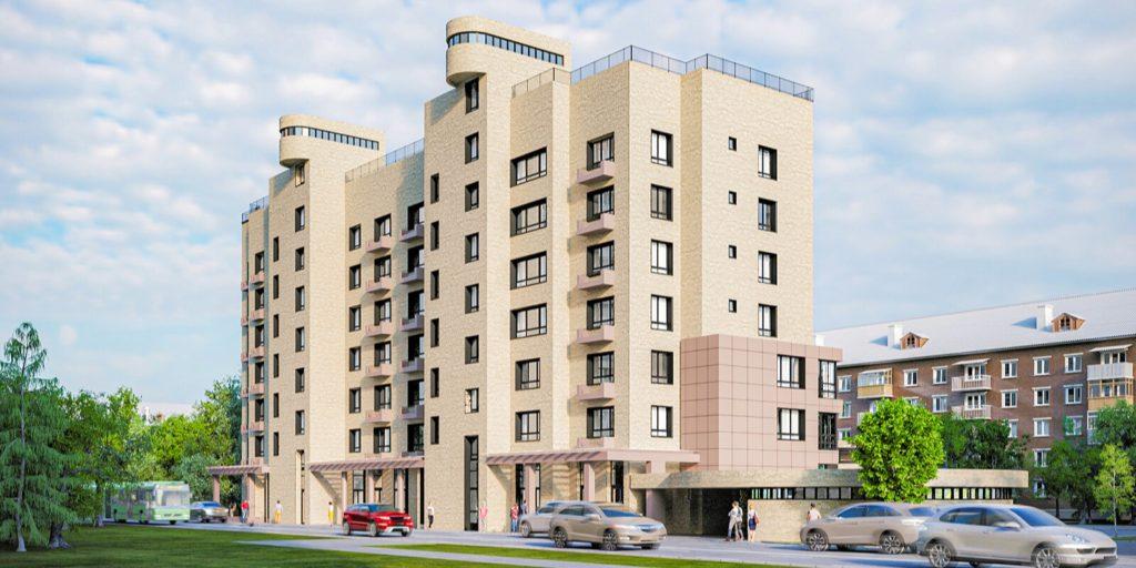 В Метрогородке построили дом по программе реновации по адресу: Открытое шоссе, владение 26, корпус 6