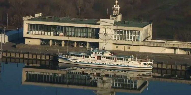 Порт южных направлений каким был и станет второй речной вокзал Москвы