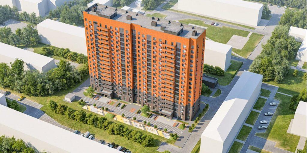 На первом этапе программы реновации новые квартиры получат 4,7 тысячи жителей Перова