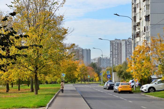 Частный инвестор будет развивать улично-дорожную сеть на северо-западе Москвы