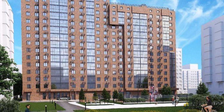 Москомархитектура согласовала проект дома по программе реновации в Текстильщиках по адресу: улица Артюхиной, владение 26А