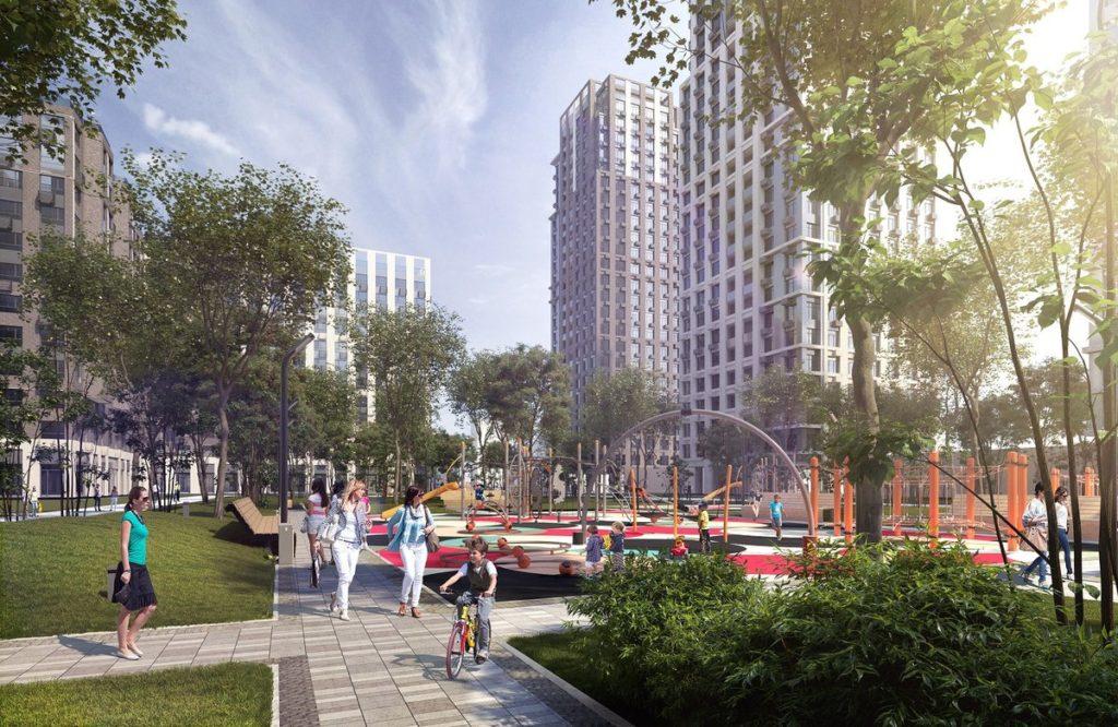 Жилой комплекс на 482 квартиры построят в районе Коптево по программе реновации