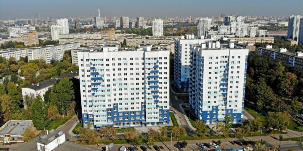 Более 16 тысяч жителей юга Москвы получат новое жилье на первом этапе программы реновации