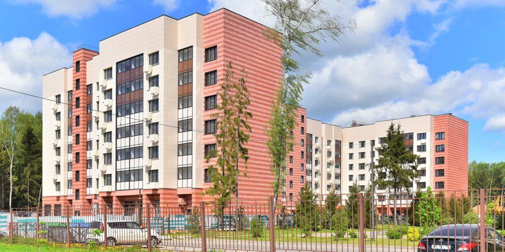 Два дома по программе реновации введут в эксплуатацию в Троицке в этом году