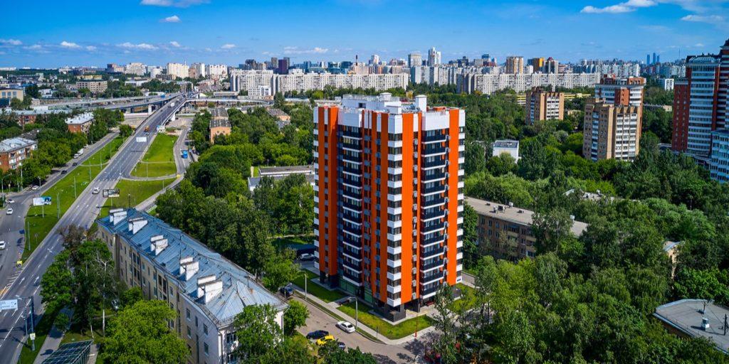 Программа реновации реализуется уже более чем в 50 районах Москвы