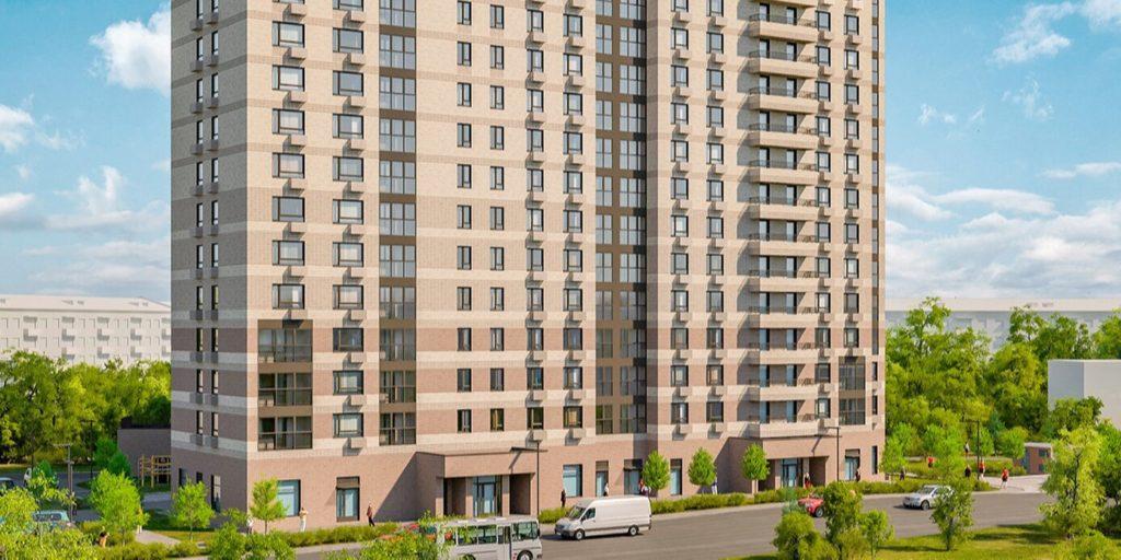 Дом на 155 квартир по программе реновации построили в Хорошево-Мневниках