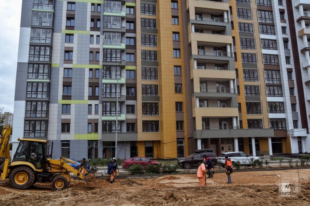 По программе реновации в Москве построено 130 домов