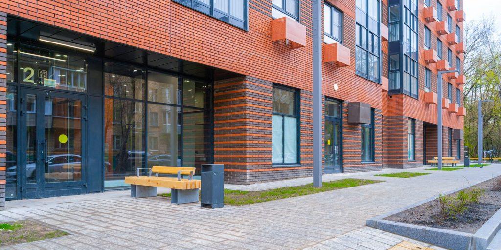 Три новостройки по программе реновации начинают заселять в Головинском районе