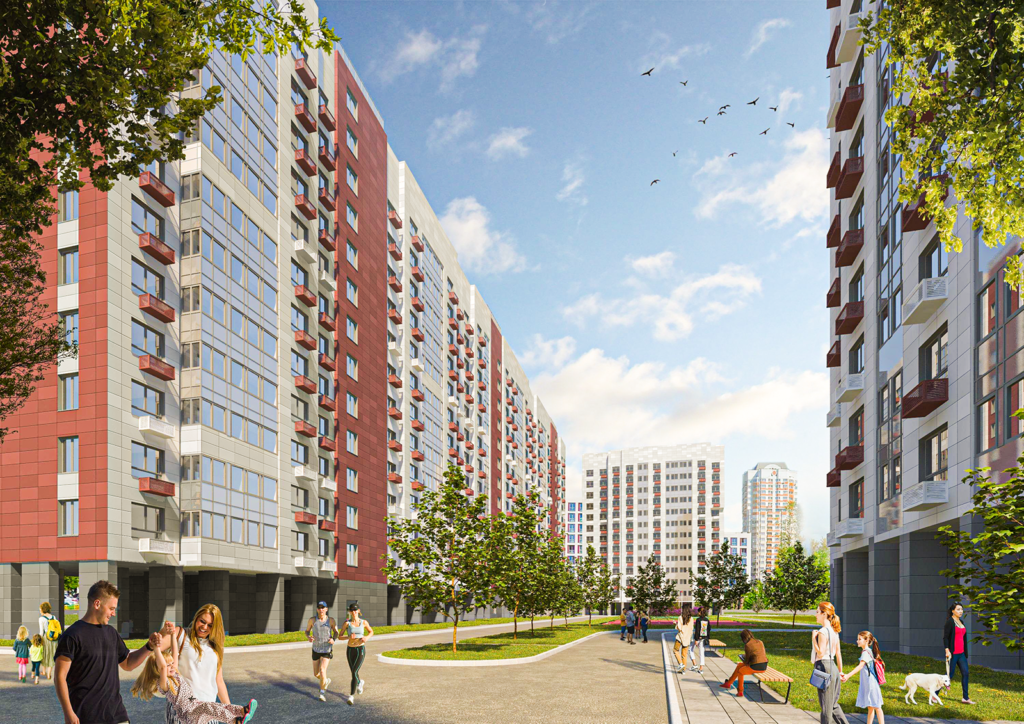Пять домов по программе реновации введут в эксплуатацию на востоке Москвы до конца года