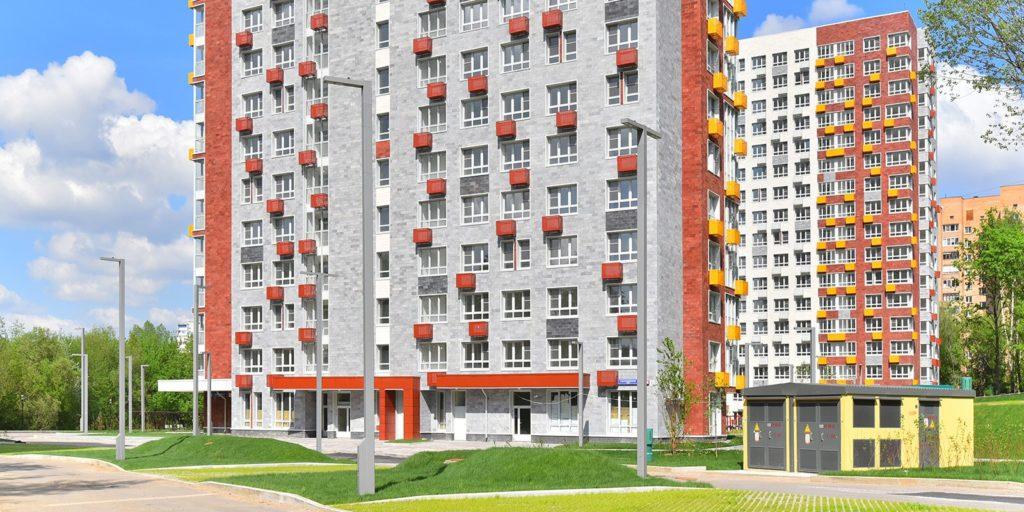 В районе Фили-Давыдково участникам программы реновации начали выдавать смотровые ордера