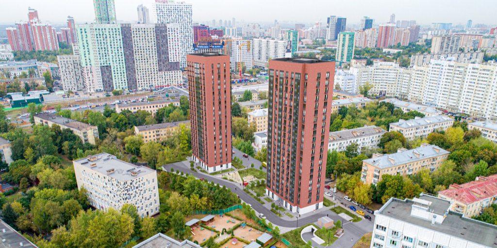 Новостройку на Карамышевской набережной ввели в эксплуатацию
