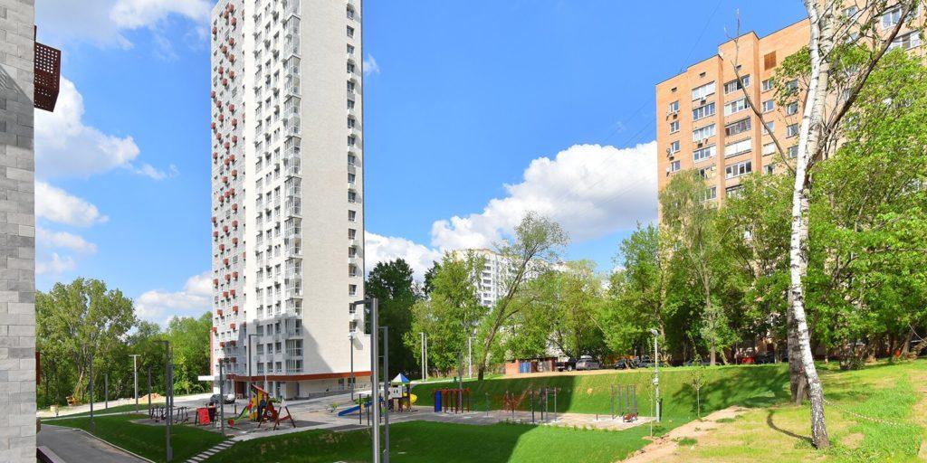 Программа реновации: началось переселение жителей в два новых корпуса на Кастанаевской улице