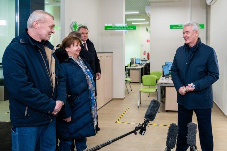 В Москве подобрали еще десять стартовых площадок по реновации