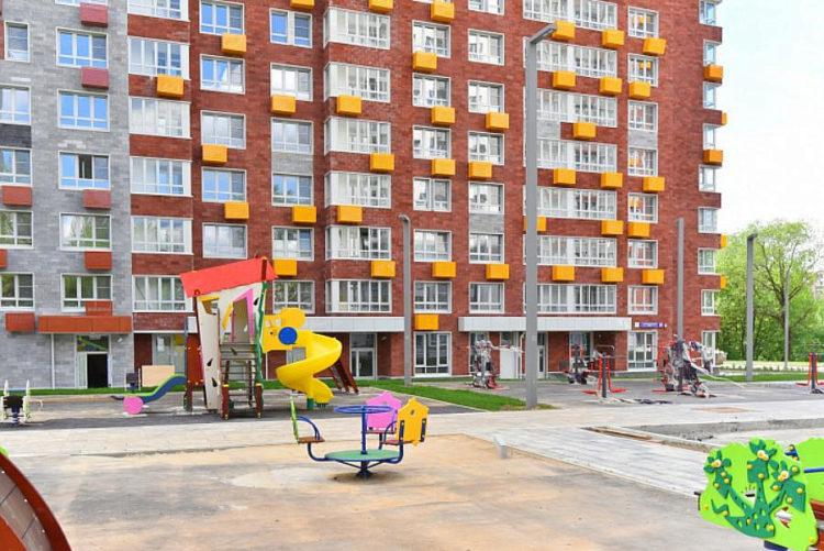 В ЗАО 17 домов передано под переселение по реновации