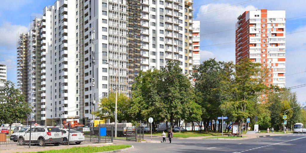 Дом по программе реновации введут в эксплуатацию в следующем году в Очаково-Матвеевском