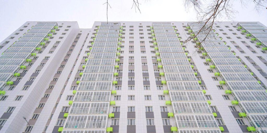 Жители пятиэтажки на Авиационной улице начали переселение по программе реновации