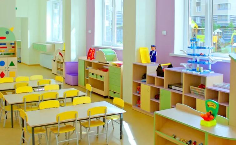 В Петербурге в рамках программы реновации построили новый детский сад