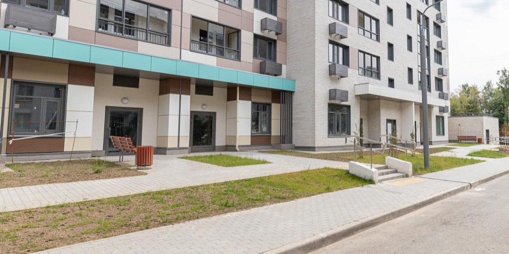 В Царицыне началось расселение первых домов по программе реновации